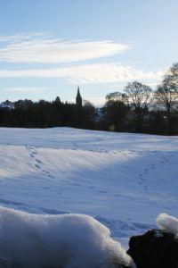Alston snow