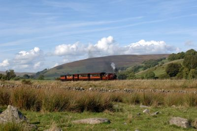 South Tynedale Railway (credit Dave Hewitt)