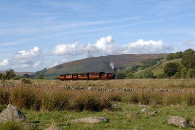 South Tynedale Railway (credit Dave Hewitt)