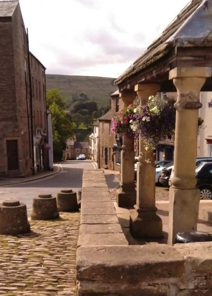 View from the Market Cross